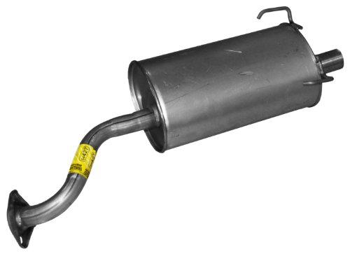 (Walker 54427 Quiet-Flow Stainless Steel Muffler)