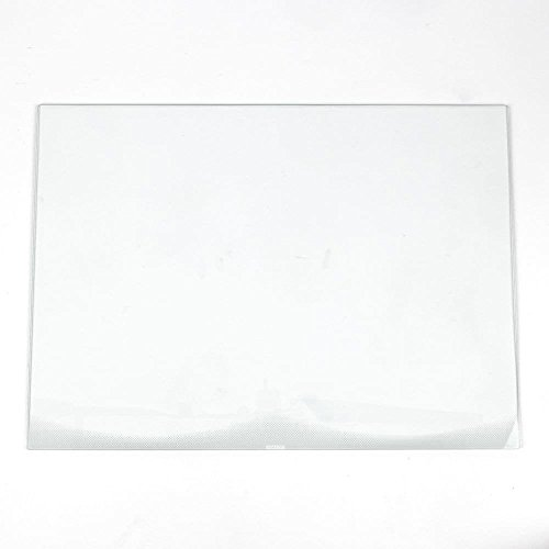240350609 Refrigerator Crisper Drawer Cover Insert Genuine Original Equipment Manufacturer (OEM) Part - Frigidaire Glass Refrigerator