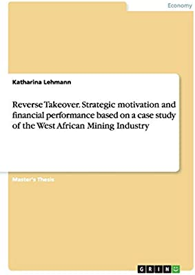 Reverse Takeover  Strategic Motivation and Financial