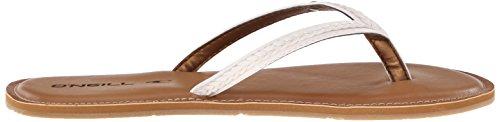 Women's River Sandal Sandal Ojai O'Neill White Dress 6qHxRwad