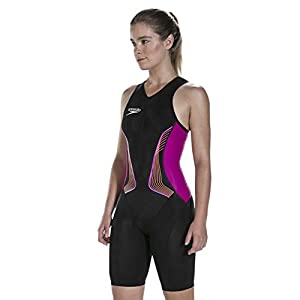 Speedo Women's Triathlon Wetsuit Sleeveless Neoprene Proton