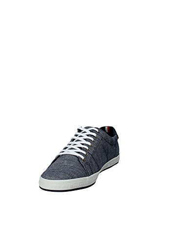 Tommy Hilfiger Fm0fm01378/403 Sneakers Mann Blau