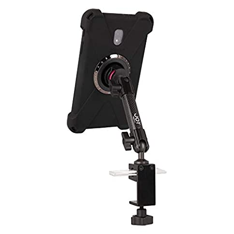 - 31rSE8FmHzL - The Joy Factory MagConnect Carbon Fiber C-Clamp Stand Mount w/aXtion Bold M Water-Resistant Rugged Shockproof Case for Samsung Galaxy Tab A 8″ (MWS3002M) electronics - 31rSE8FmHzL - Home Page