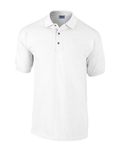 Gildan Men's Ultra Cotton Piqué Polo (Pique Sport Shirt Ultra Cotton)
