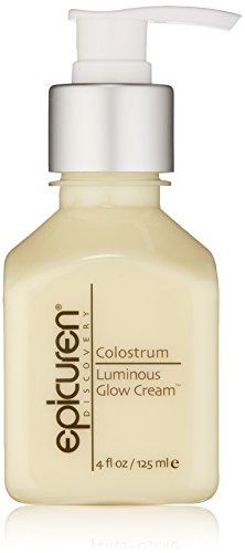 Epicuren Discovery Colostrum Luminous Glow Cream, 4 Fl oz by epicuren DISCOVERY