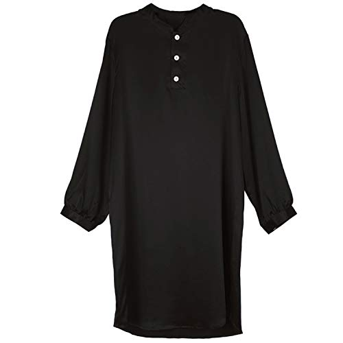 Raso 2019 Homewear Soft Suit Lunga Uomini Casual Solido Pigiama Robe Manica In Seta Size Di Accappatoio Plus Uomo Da Red Sleepwear qwwx15fH