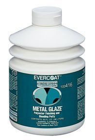 Fibre Glass-Evercoat Metal Glaze® - 30 oz. FIB-416