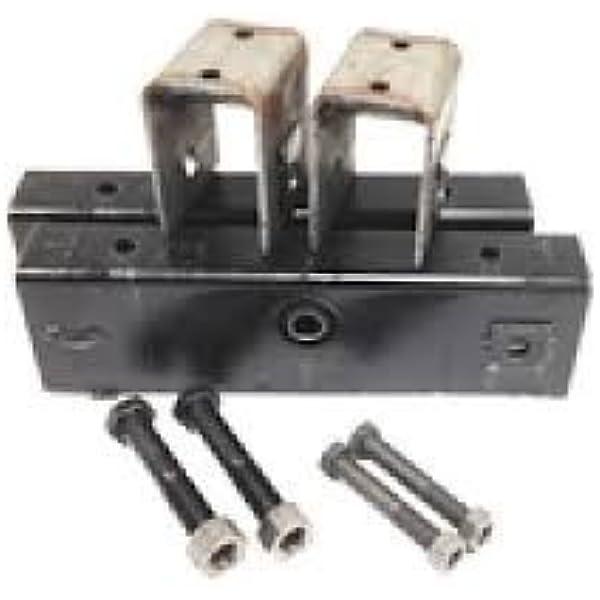 Trailer Hanger Kit for 2-1//2 Slipper Spring 10k Lbs Tandem Axle 42-1//4 Spacing 23015