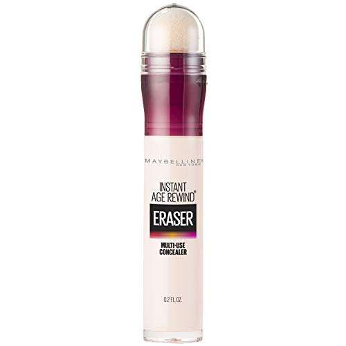 - Maybelline New York Instant Age Rewind Eraser Dark Circles Treatment Concealer, Brightener, 0.2 fl. oz.