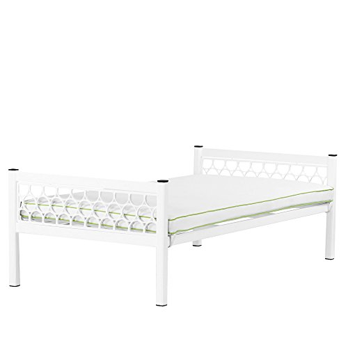 Parkview Cast Daybed, CAST TINSEL-Sparkle Gray Frame (Parkview Cast)