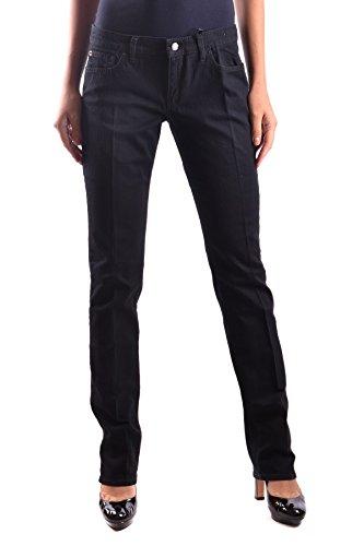 Valentino Damen MCBI249008O Schwarz Baumwolle Jeans