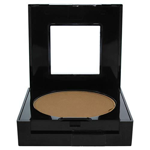 Maybelline New York Fit Me Set + Smooth Powder Makeup, Golden Beige, 0.3 oz.