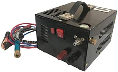 12V portable pcp air compressor