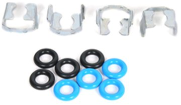 ACDelco 217-1513 GM Original Equipment Multi-Port Fuel Injector O-Ring Kit with Brackets