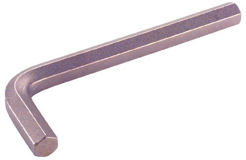 Ampco Safety Tools WH-19MM Hex Key Wrench, Non-Sparking, ...