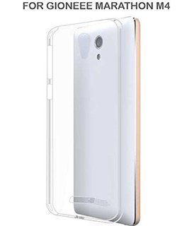 promo code 0e011 3a92f back cover for Gionee marathon M4: Amazon.in: Electronics