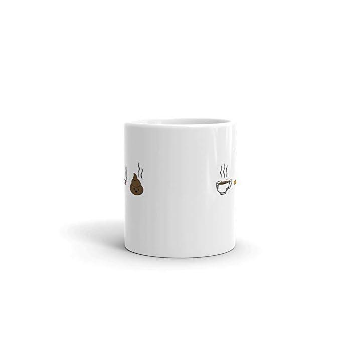 31rSVmPjDgL Taza humorística con mensaje en inglés para hombre y mujer Taza de cerámica de alta calidad, con tinta de calidad que hace que sea resistente al microondas y al lavavajillas. Taza blanca de 330 ml.