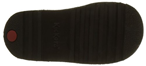 Kickers Mädchen Neoclass Klassische Stiefel, Knöchelhoch Noir (Noir)