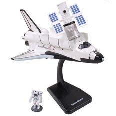 (Space Shuttle E-Z Build Model Kit IN-SPSH by Space Adventure)