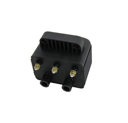 V-Twin 32-0467 Volt Tech Black 45 Kv Single Fire Coil