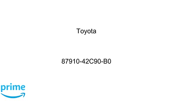 Genuine Toyota 87940-0T010-B0 Rear View Mirror Assembly