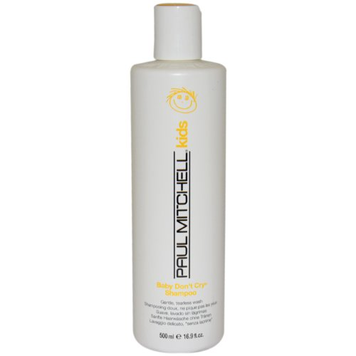 Paul Mitchell Baby Don't Cry Shampoo, 1er Pack (1 x 500 ml)