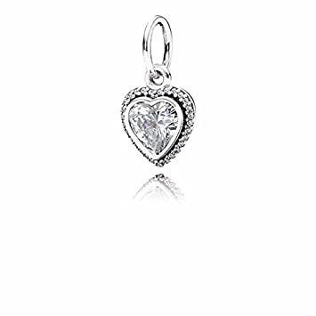 774042f0b Pandora 390367CZ-90 New Beginning Necklace, 45cm: Amazon.co.uk: Sports &  Outdoors