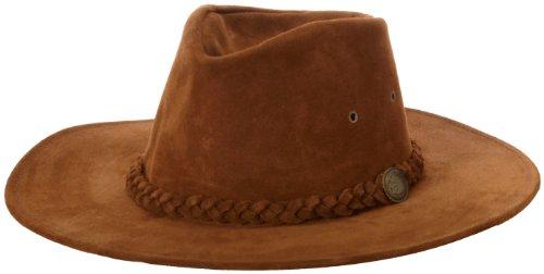 Henschel Men's Crusher Walker Hat, Brown, Large - Henschel Weekend Walker