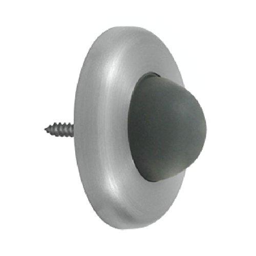 Deltana WBC250U32D 21/2-Inch Diameter Wall Mount Concave Flush Bumper