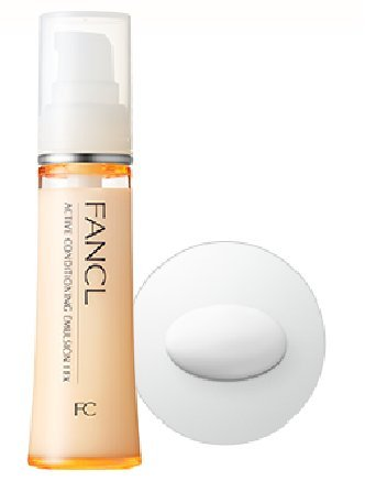 Emulsion Conditioning - FANCL ACTIVE CONDITIONING EMULSION I EX 30ml - Clear