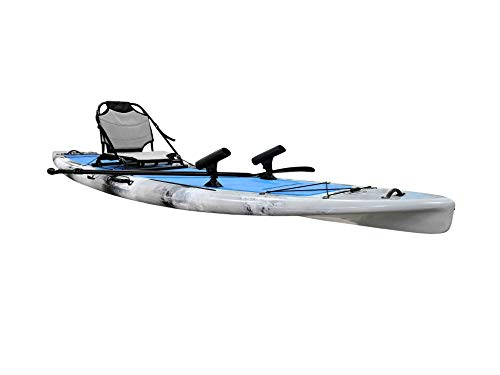 Brooklyn Kayak Company BKC UH-SUPYN Paddleboard With Seat