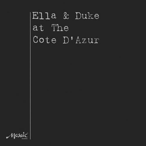 Ella & Duke at the Cote D' Azur [Analog]                                                                                                                                                                                                                                                                                                                                                                                                <span class=
