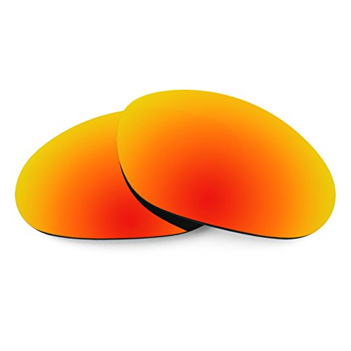 Mirrorshield de 1 Fuego Rojo — Lentes X Advanced XL para repuesto Wiley Elite Opciones Polarizados múltiples ZRqxdYngw