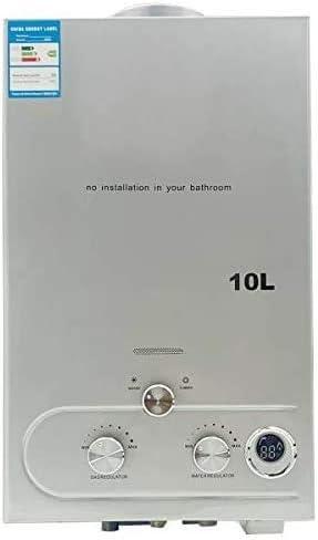 Knoijijuo Portátiles de Gas del Calentador de propano 10L ...