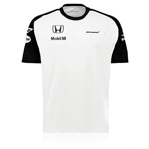 McLaren Honda F1 Team Tee Shirt - Ferrari F1 Team Wear