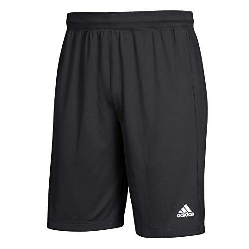 (adidas Men's Clima Tech Short, Black/White, X-Large )
