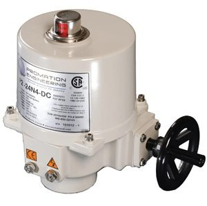 Actuated 3 Way Stainless Valve (1-1/2