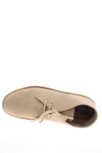 Clarks Desert Boot - Botines Chukka para hombre Arena