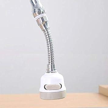 Atomizador Ecol/ógico de Agua con el Hilo Externo Atomizador Filtro de Cocina//Ba/ño Grifo Ahorra Agua-24mm
