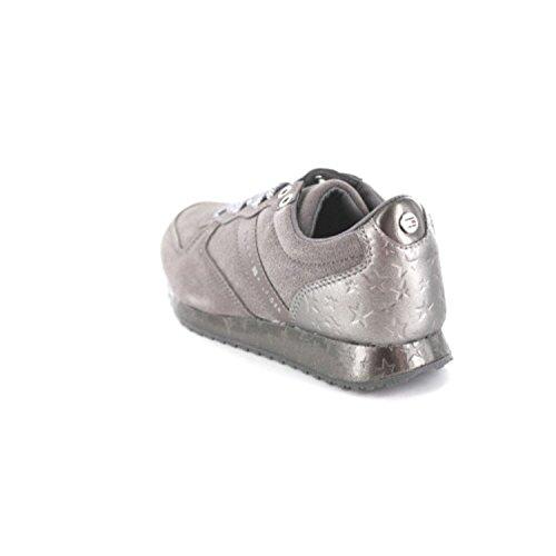 Tommy Hilfiger Dame S1285evilla 2c1 Sneaker Grå (stålgrå) NSHlpRz