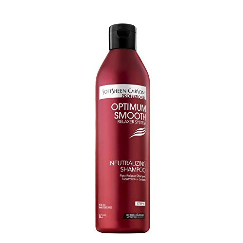 Softsheen Carson Neutralizing Post Relaxer Shampoo product image
