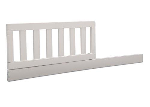 Delta Children #553725 Daybed/Toddler Guardrail Kit, Bianca -