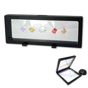 Vidastop 3D Suspension Black Display Box, 9
