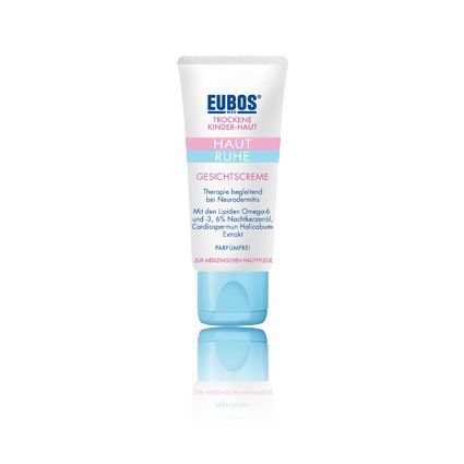 EUBOS KINDER Haut Ruhe Gesichtscreme, 30 ml