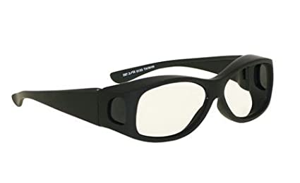 95b3abc6556 Radiation Safety Glasses - Fitovers In Large Plastic Black Safety ...