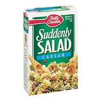 Betty Crocker - Suddenly Pasta Caesar (1) Box