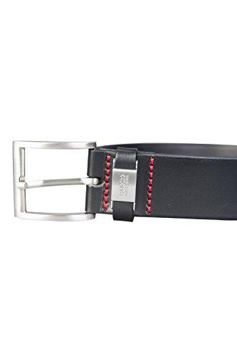 Hugo Boss Black Connio Leather Belt 36 Black from Hugo Boss