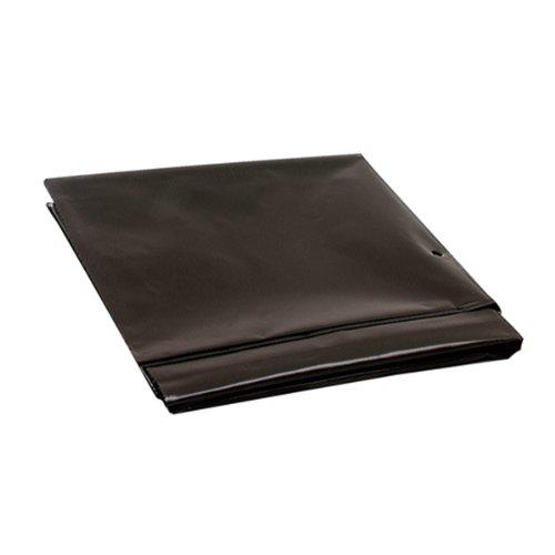 (M-D Building Products 03376 Plastic Turbine Vent Cover, Black)