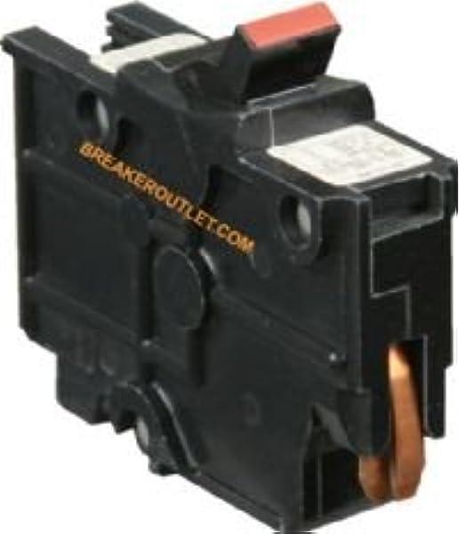 STAB-LOK 50 Amp 1-Pole NA THICK STYLE NA150 FEDERAL PACIFIC NA50 1