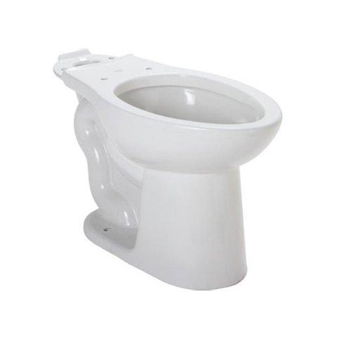 Bowl Gerber Elongated Toilet (Gerber 21-962 WHITE Maxwell ELG 1.28 Bowl, White)